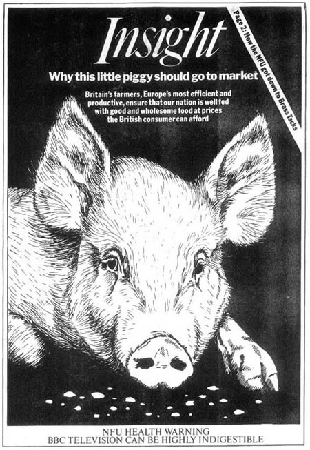 NFU Insight Front Cover, June 1, 1979