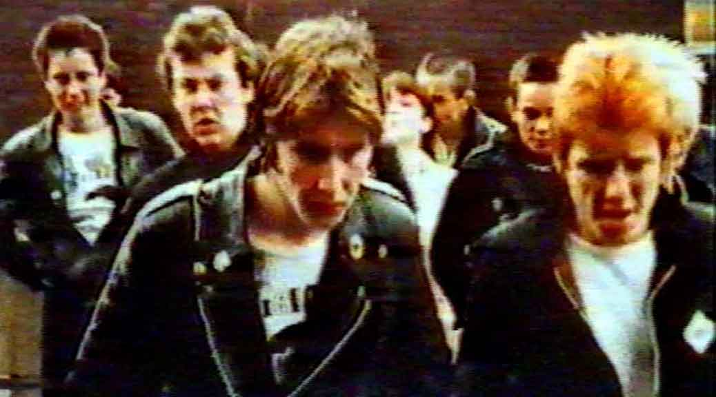 BBC2: Are The Kids Alright? Punk Gang 1979