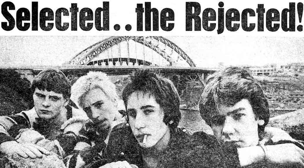 Selected ... The Rejected, Daily Mirror, 23 August 1979