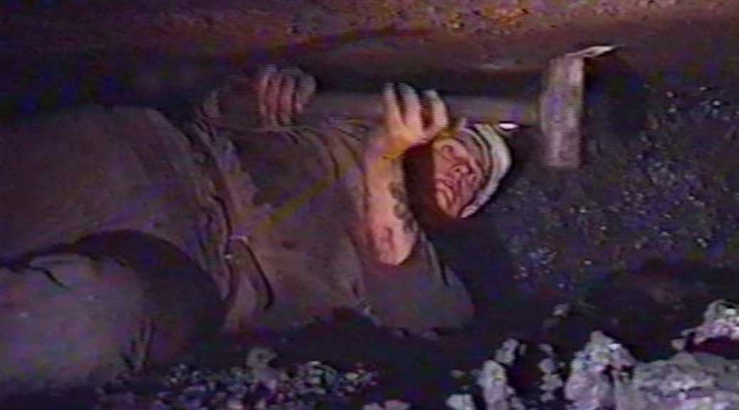 Drift Miner, Tows Bank Colliery, 1993