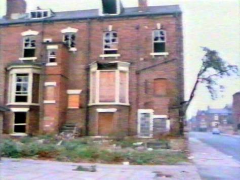 Harehills Derelict Houses 1979
