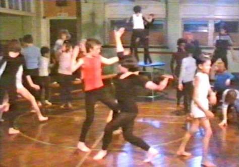 Harehills Middle School - Dance