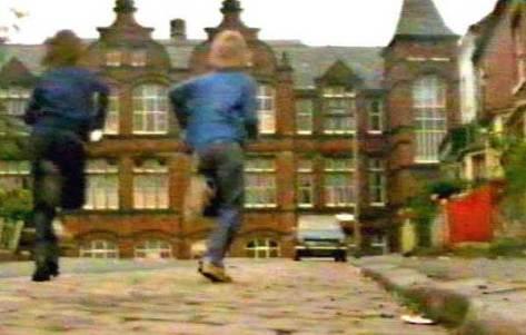 Harehills Middle School- Run to school