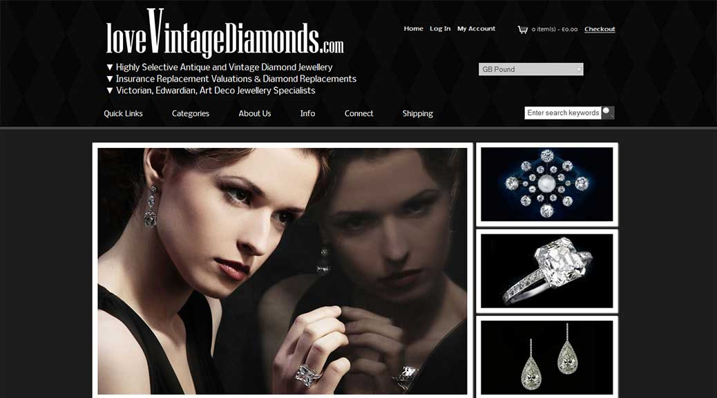loveVintageDiamonds.com