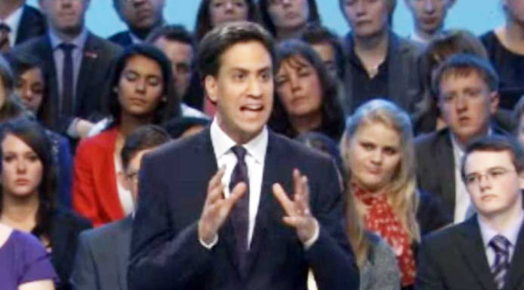 Miliband , Labour Conference