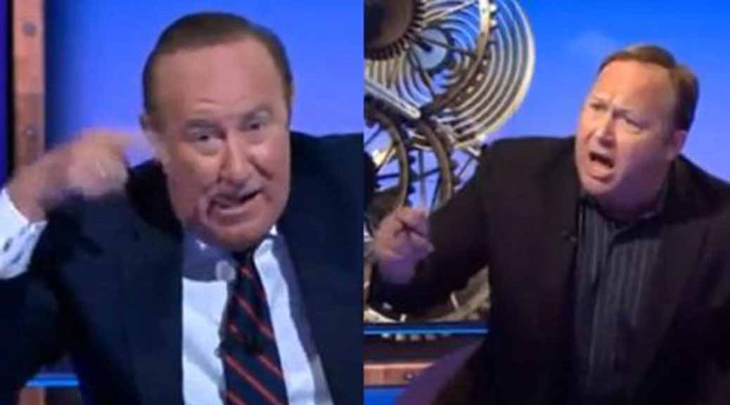 Alex Jones v Andrew Neil