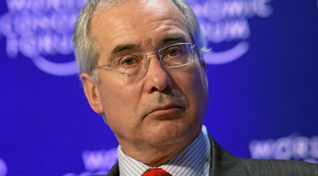Lord Stern at Davos, 2009