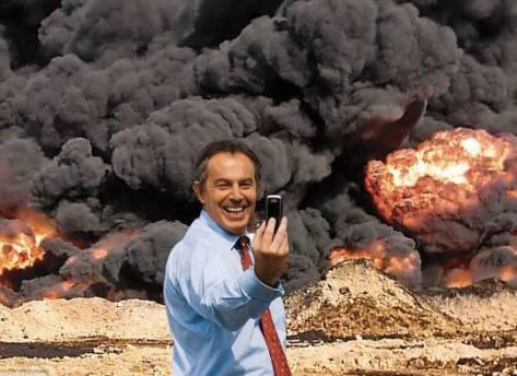 Blair Selfie