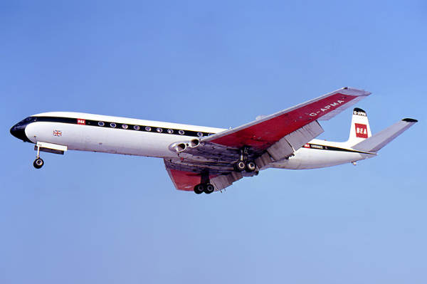 De Havilland DH 106 Comet