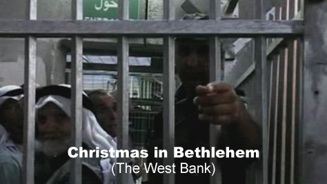 Christmas in Bethlehem Prison Camp