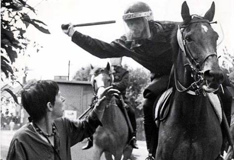 Battle of Orgreave, Miners' Strike, 1984