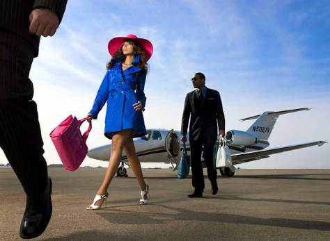 Lifestyles of the Rich and Powerful