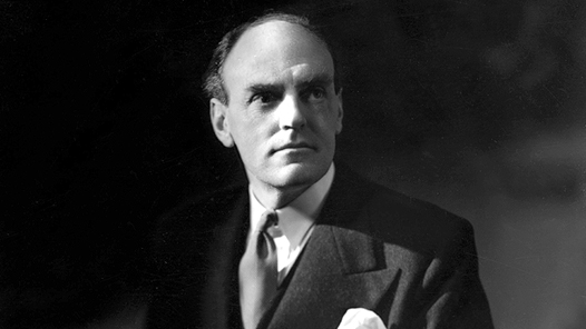 Lord Reith, first Director General of the BBC