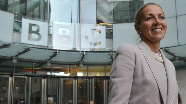 Rona Fairhead, Chair BBC Trust