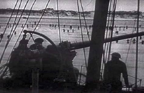 Evacuation of Dunkirk, June 1940